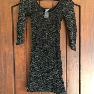 Bodycon Bebe Dress